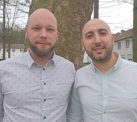 Farid & Greg