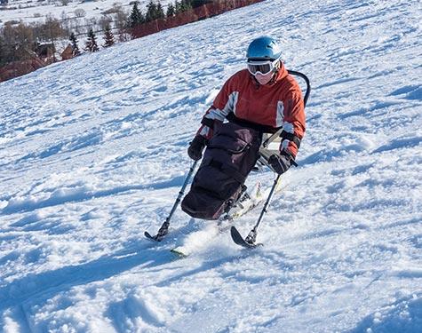 ski hiver séjour